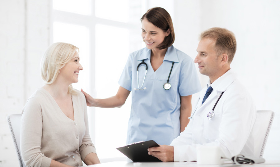 doctor-patient