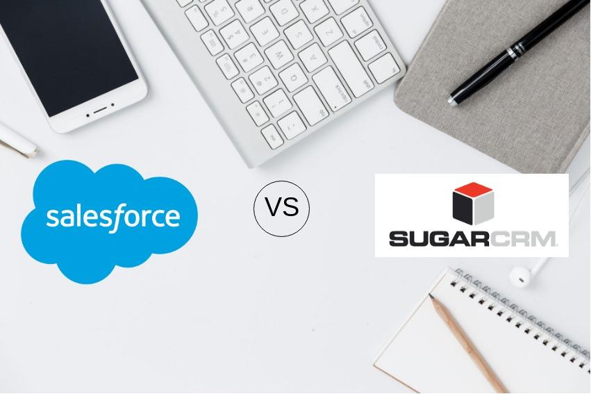 salesforce vs sugarcrm